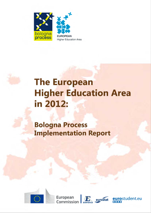 The EHEA in 2012 - Bologna Process Implementation Report - cover