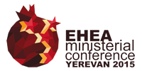 Logo 2015 Ministerial Conference Yerevan
