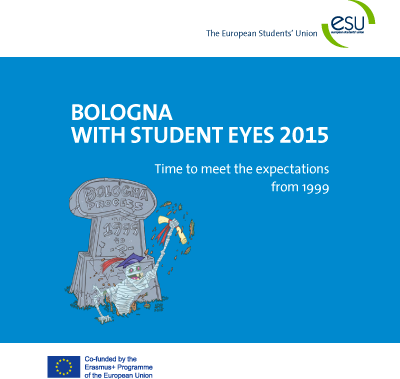 Bologna With Student Eyes 2015