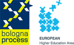 European Higher Education Area and Bologna Process logos