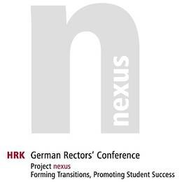 Logo Nexus Project - German Rectors Conference (HRK)