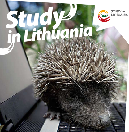 Study in Lithuania - flyer 2012